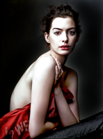 Anne Hathaway by donvito62