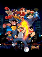 Streets of Rage by SketchBL