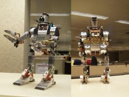 Standard Robot No.3 by photozz