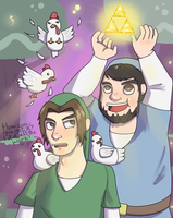 Game Grumps by NinjaSniperKitty