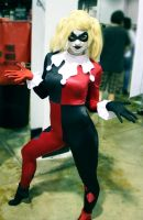 Harley Quinn Cosplay by ForAllEternitie