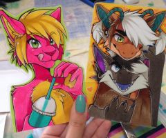 C: Badge Comms2 by MissMouri