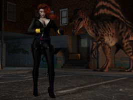 Black Widow by willdial