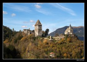 Castle Friesach by RRVISTAS