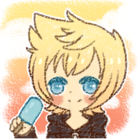Roxas Icon by WanNyan