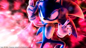 Sonic the Hedgehog [913.1] by Light-Rock