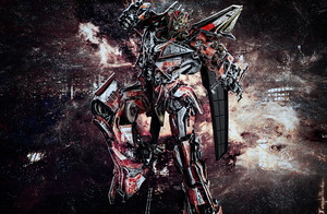 Sentinel Prime by templep2k2