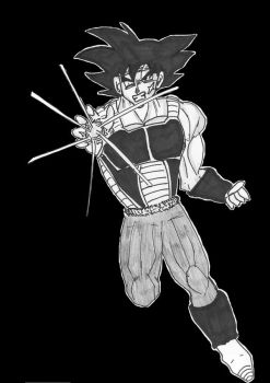bardock by billyfar32