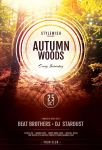 Autumn Woods Flyer by styleWish