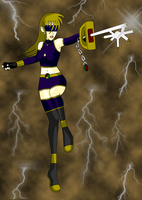 Keyblade Master Xeni Revise by maidenseeker