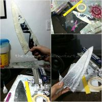 DIY Vorpal Blade (WIP) by The-Itchy-Bird