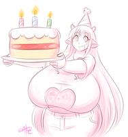Happy Birthday Manny! by theycallhimcake