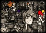 Deponia (SinCity Style) by Amycah