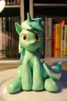 Clay Lyra by FiddleArts
