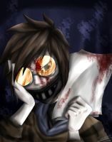 Multi [German Creepypasta] (Ticci Toby) by Scarvii