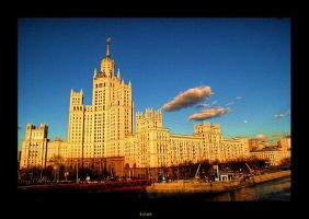 moscow by Julph