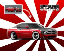 + dodge charger coupe. by tomson