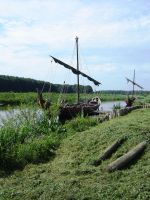 Viking Boats by SaberNiphon
