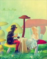 The Tea Party by Gemini-Soul