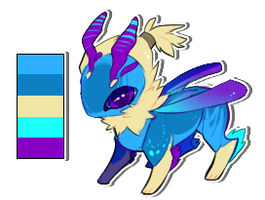 ADOPT RAFFLE: CLOSED by Redrie