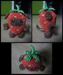 Strawberry Dog by Delinlea