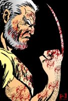 Old Man Logan by IanJMiller