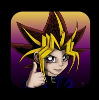 Happy Atem avatar by The-Dreaming-Dragon