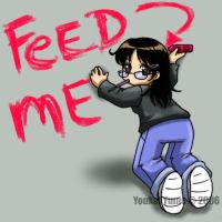 :Feed Me: by YoukaiYume
