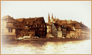 Bamberg - historic center by Mittelfranke