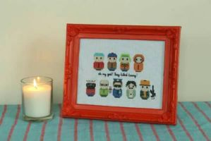 South park by CraftiLea