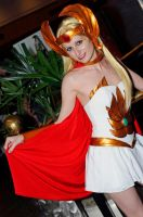 She-Ra by popecerebus