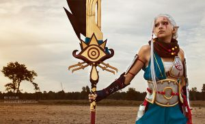 Hyrule Warriors - Fearless by Rei-Suzuki