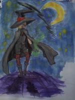 Witch Boy by Portmanteal