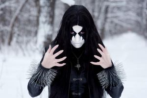 Black Metal 1 by Tairin-Rur