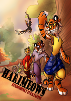 Furociously Purrtastic Harimeows by 7-Days-Luck