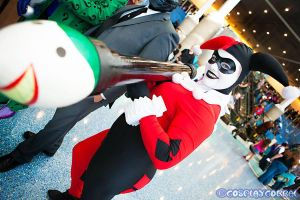 Harley Quinn - BAZOOKA! by Lady-Ha-ha