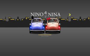 Nino and Nina by AndreaAndrade