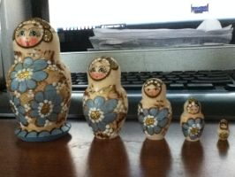 Matryoshka Dolls 3 by universe-punch