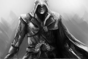 Assassins creed by artofmarius