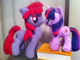 Twilight + Berry 02 by ShadowyBerry