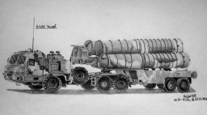S-400 Triumph by Ralph1989