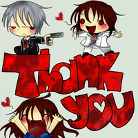 Thank You Sagakure :D by 221bee