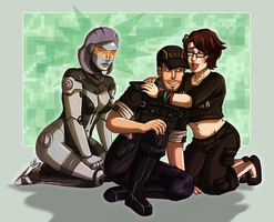 ME3: Three is a Crowd by Yoko-Wind