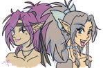 Elves by FrozenDreamer