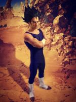 Ready for VEGETA? Cosplay by Leon Chiro by LeonChiroCosplayArt