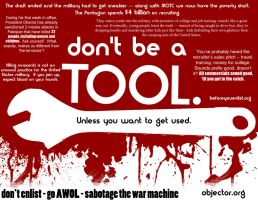 Don't be a Tool, v2 by ztk2006