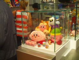 Kirby 20th at Nintendo World 05 by MarioSimpson1
