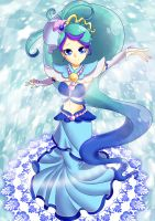 .:Elegant with Grace Cure Mermaid:. by poppyrous