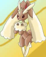 Lopunny by Mast88