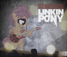 Linkin Pony - Cutie Mark Crusaders by ShinodaGE